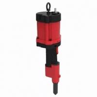 ZIR0922 3/16 inch Air Hydraulic In-Line Riveter-Vacuum