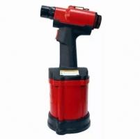 039 Specification Traction Power : 3500(1600) Ibf(kgf) Stroke Length : 6 mm Net Weight : 4.9(2.2) lbs(kgs) Rivet Nut / Rivet Stud Setting Capacity : #8-32~3/8″-16 rivet stud