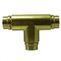 Đầu cắm nhanh chữ T 8mm WD0808UTB ( Brass)